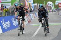 Geraint Thomas devance Mikel Landa