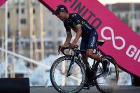 Nairo Quintana de retour sur le Giro