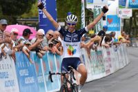 Greta Richioud gagne La Picto-Charentaise 2016