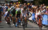 Hogeg au sprint Tour de l'Avenir