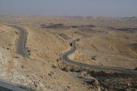 Les routes d'Israël