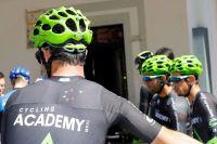 Giro 2018 : Une équipe israélienne au départ ?