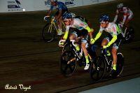 Joseph Berlin-Sémon et Gaël Suter ont remporté la manche de Coupe de France sur piste