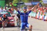 Julian Alaphilippe victorieux