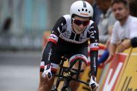 Juliette Labous sur le CLM du Ladies Tour of Norway 2017