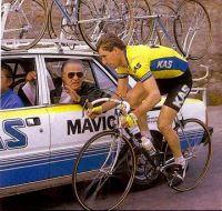 L'histoire des maillots — Kas, la limonade espagnole reine de la Vuelta