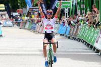 Kasia Niewiadoma gagne la 1ère étape de l'Ovo Energy WT 2017