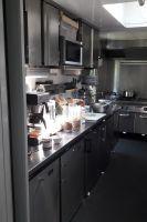La cuisine du camion Direct Energie