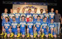 La Team U Nantes Atlantique au grand complet