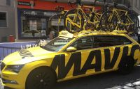 La voiture Mavic