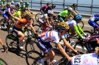 Le peloton féminin sur le Giro Rosa 2017