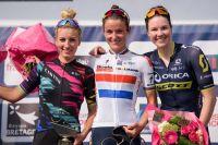 Le podium de GP de Plouay Dames 2017