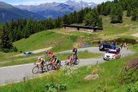 Les grimpeuses sur le Giro Rosa 2016