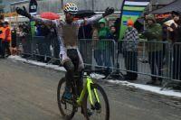 Marcel Meisen gagne à Eschenbach sur l'EKZ Cross Tour
