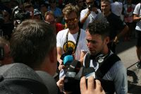 Blessé à l'omoplate, Mark Cavendish quitte le Tour