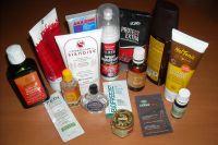 Crèmes et huiles de massage : un large choix
