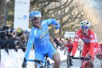 Mauro Finetto conquiert l'Ardèche