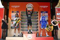 Le podium de Milan-San Remo