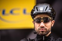 Nacer Bouhanni tient sa victoire