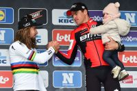 Peter Sagan battu par sa bête noire, Greg Van Avermaet