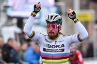 Peter Sagan s'impose à Kuurne