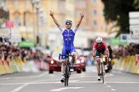 David De La Cruz conteste une double victoire à Alberto Contador