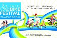 L'affiche du Paris Bike Festival