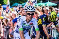 Pierre-Luc Périchon sur le Tour de France