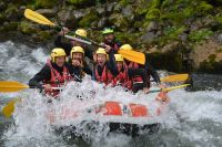 Rafting chez Ekoï