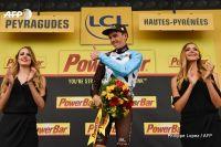 Romain Bardet, brillant vainqueur à Peyragudes