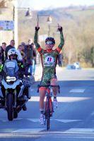 Romain Campistrous vainqueur sur l'Essor Basque