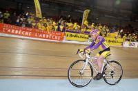 Robert Marchand réalise un exploit sur le vélodrome de Saint-Quentin-en-Yvelines