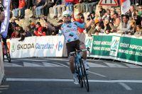 Samuel Dumoulin vainqueur au Haut Var