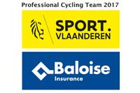 équipe Sport Vlaanderen-Baloise, © Sport Vlaanderen-Baloise