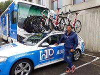Stephan Gaudry Tour de l'Ain