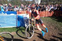 Steve Chainel remporte la première manche à Besançon
