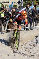 Steve Chainel fait décoller le sable de Tokyo