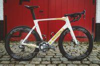 Le dernier vélo de Tom Boonen