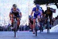 Peter Sagan devance les coureurs de classement général à Fermo