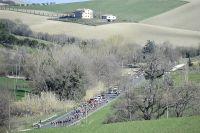 Direction la mer Adriatique pour le peloton de Tirreno !