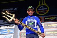 Nairo Quintana vainqueur de Tirreno