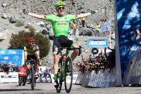 Andrew Talansky s'impose au Mont Baldy