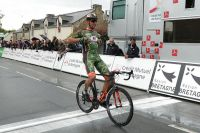 Quatrième victoire de la saison pour Damien Gaudin