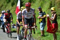 Alberto Contador attaque avec Mikel Landa