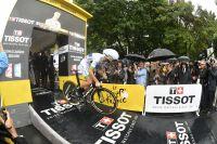 Elie Gesbert lance le Tour 2017