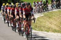 La BMC Racing Team assume le tempo