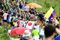 La Sky protège Chris Froome au Tour de France