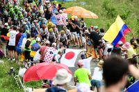 La Sky protège Chris Froome au Tour de France