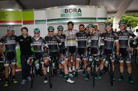 L'équipe Bora-Hansgrohe change de statut avec l'arrivée de Peter Sagan