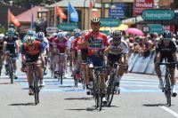 Caleb Ewan s'impose pour la deuxième fois au Tour Down Under cette année